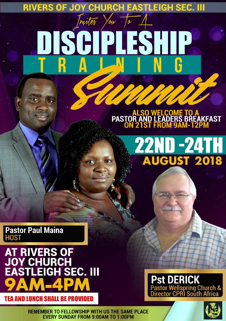 Rivers of Joy Ministries – Kenya – Blog Masonry